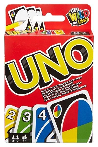 mattel Uno Kartlar W2087