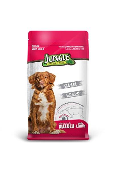 Jungle Kuzu Etli Yetişkin Köpek Maması 15 kg