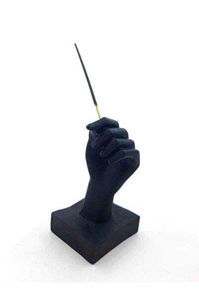 Ba Art 13 Cm Mini El Tasarımlı Tütsülük Dekoratif Brülör Ortam Kokusu