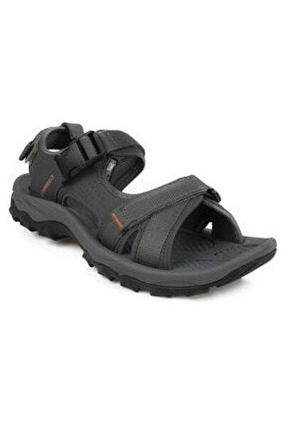 Laggun Tracking Gri Erkek Sandalet