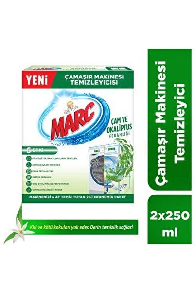 Marc Çamaşır Makinesi Temizleyici Çam ve Okaliptus 2x250 Ml 82051