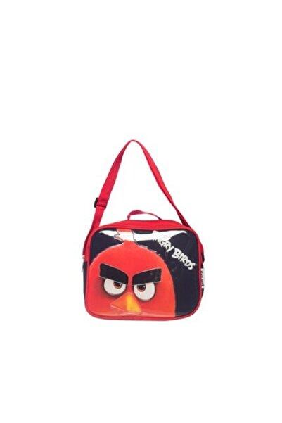 Hakan Çanta Angry Birds Çocuk Beslenme Çantası 87905 Kırmızı