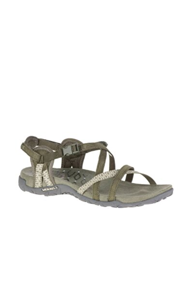 Merrell TERRAN LATTICE II Haki Kadın Sandalet 100391225