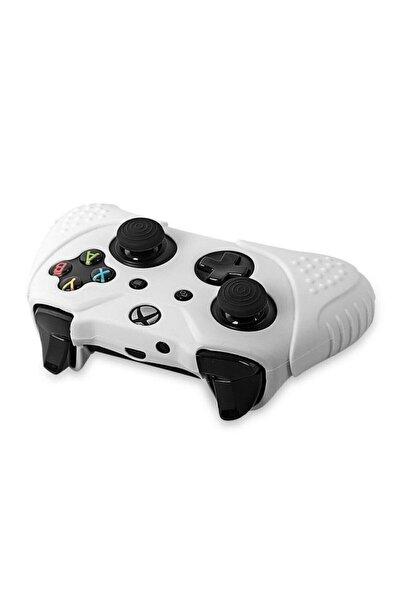 CAFELE Lucky Fox Xbox One S One X Xbox E Joystick Ve Analog Koruyucu Silikon Set