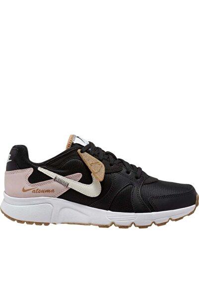 Nike Wmns Atsuma Kadın Günlük Spor Ayakkabı Cn4493-002-sıyah