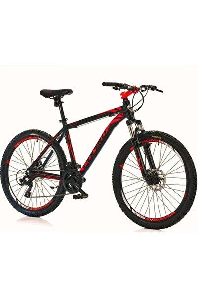 Corelli Snoop 4.2 24j K:14 Siyah Yazı-neon Kırmızı Dağ Bisikleti