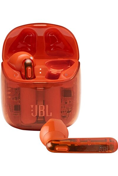 JBL T225 Tws Kablosuz Kulak Içi Bluetooth Kulaklık – Ghost Orange