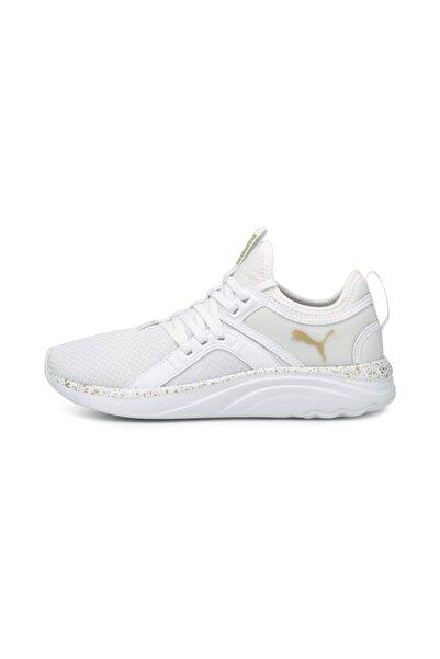 Puma Sofride Sophia Shimmer Kadın Spor Ayakkabı Beyaz