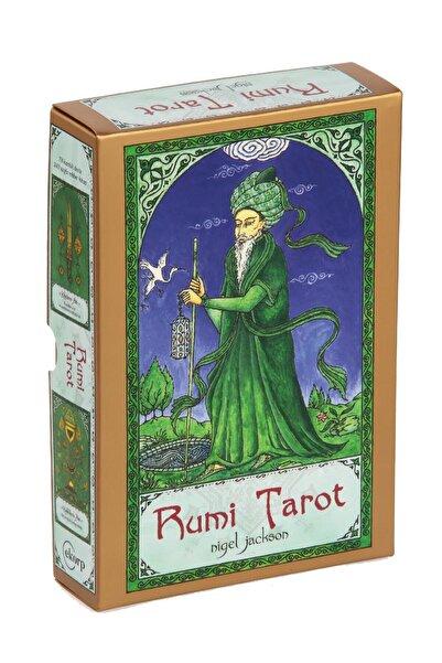 Ekorp Rumi Tarot Takımı 78 Kart ve Rehber Kitap 2021 Orijinal Evrensel Baskı Oval Kenarlar