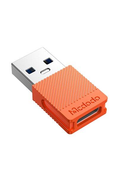Mcdodo Yeni 3.0 Usb - Type-c Konnektör Adaptörü 5gbps 3amper Usb-a To Usb C Adaptörü - Usb 3.0 Qc4.0