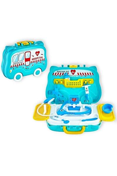Bayraktar Oyuncak Doktor Set Valiz Bp-560