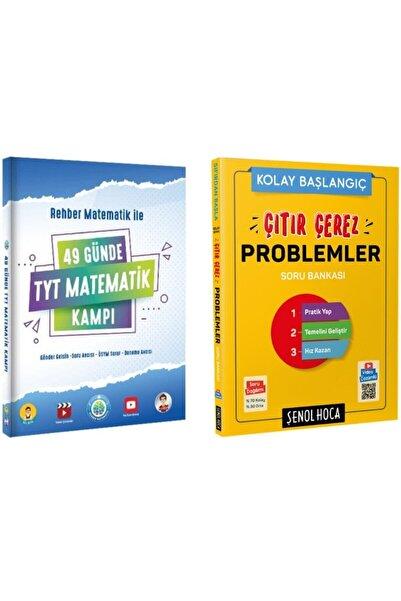 Tonguç Akademi Tonguç Rehber Matematik Ile 49 Günde Tyt Matematik Kampı Ve Çıtır Çerez Problemler Soru Bankası Set