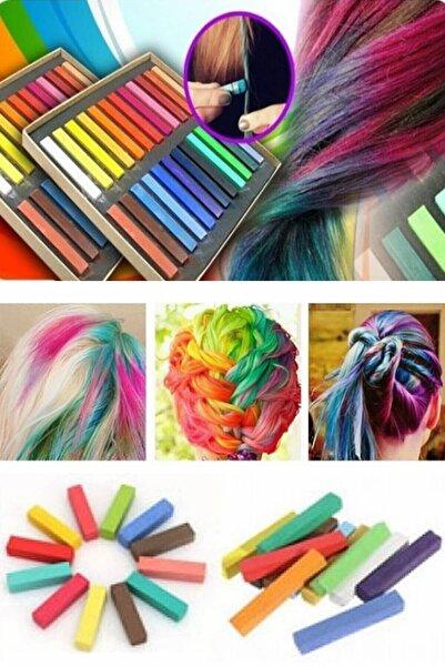 Practika Magic Hair Saç Tebeşiri 24 Renk Y71