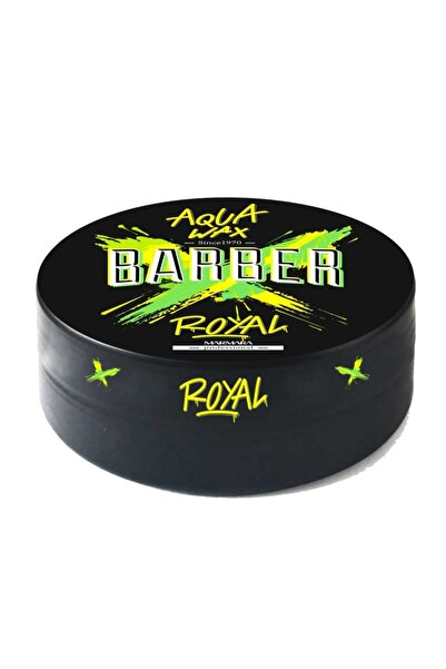 Barber Aqua Wax Royal 150 ml Profesyonel