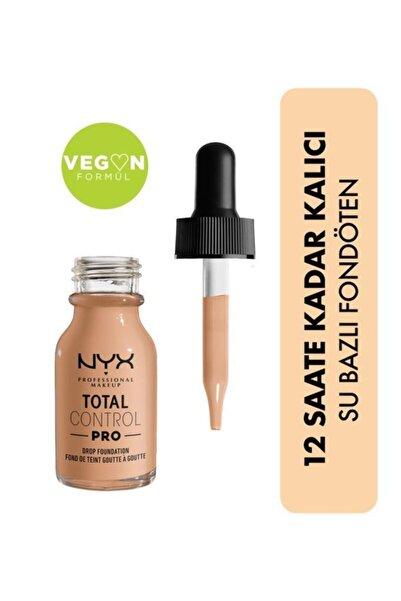 NYX Professional Makeup Total Control Pro Drop Foundation Natural - Fondöten
