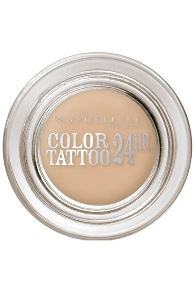 Maybelline New York Göz Farı - Color Tattoo 93 Creme De Nude 3600531038274