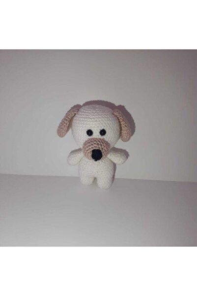 Fabrica Product Organik Amigurumi Bebek Küçük Köpek