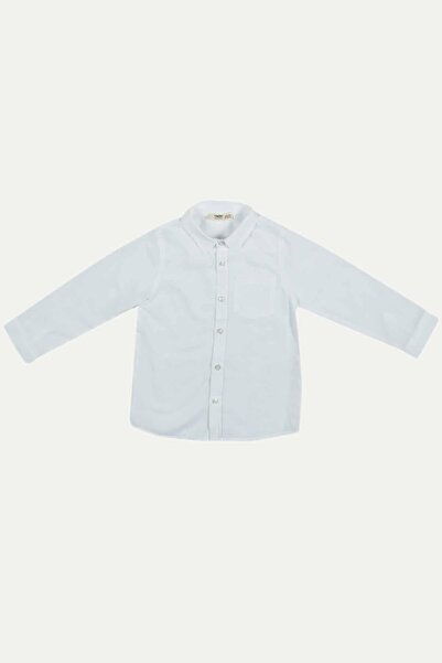 Çikoby Erkek Çocuk Gömlek 2-7 Yaş C19w-ce3254