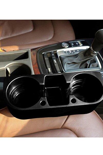 Ankaflex Araç İçi Koltuk Yanı Arası Bardak Tutucu Ve Koltuk Başlığı Bardaklık