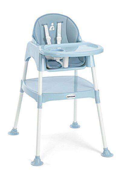 Wellgro Pretty 3in1 Çalışma Masalı Mama Sandalyesi