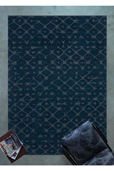 Apex Reflex Lacivert Dekoratif Halı
