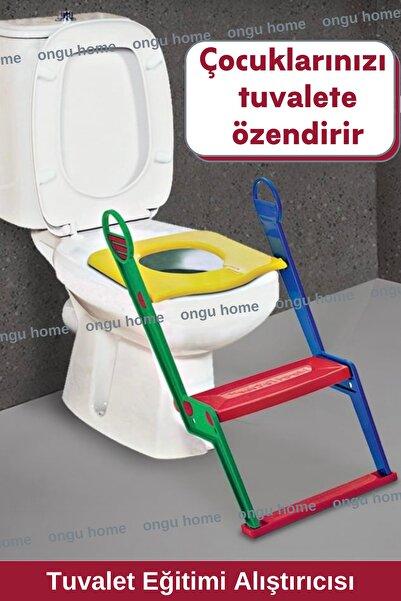 ongu home Moonstar Çocuk Tuvalet Eğitimi Alıştırıcı Klozet Kapağı Adaptörü Tuvalet Alıştırıcısı