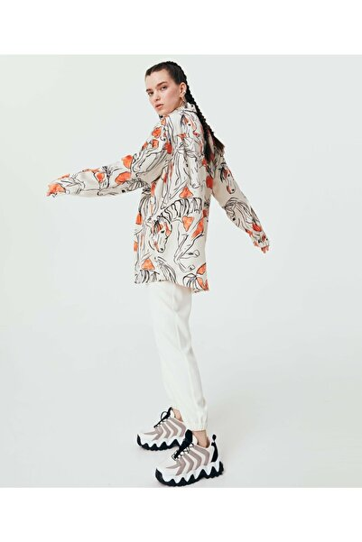 Twist Sulu Boya Desen Gömlek