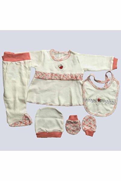 Nenny Baby Kız Bebek Fırfır Detaylı Hastane Çıkışı Yeni Doğan Nenny732