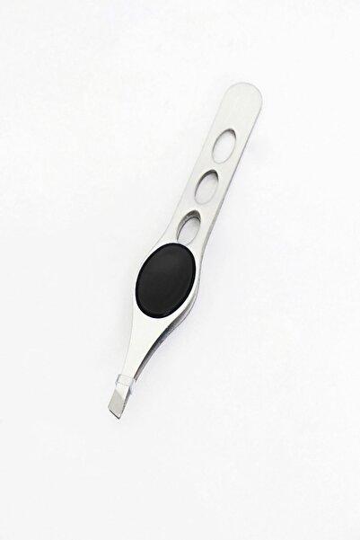 TAKIŞTIR Siyah Renk Tutuş Destekli Metal Cımbız