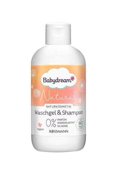BABYDREAM Natural Saç & Vücut Şampuanı 250 Ml