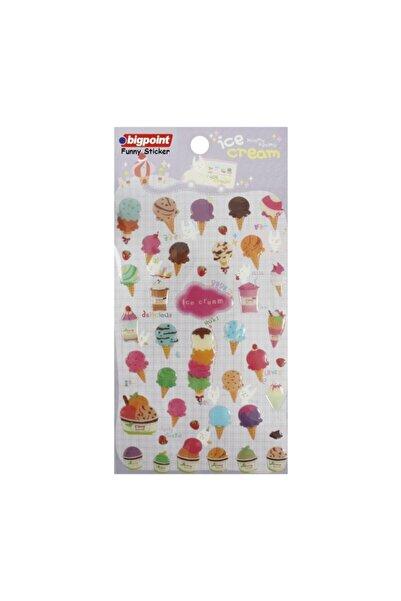 Bigpoint Sticker Dondurmalar 15'li Paket
