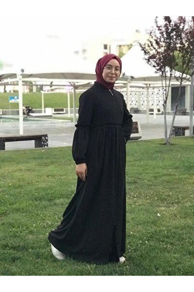 Asortik Kids Kız Çocuk Ferace Cilbab