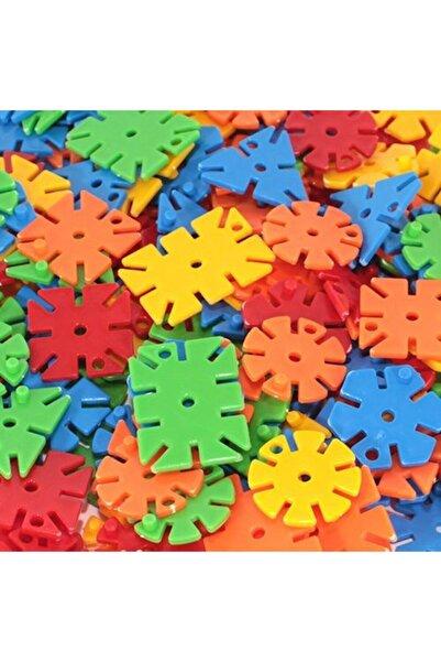 DEDE Eğitici Oyuncak Magic Puzzle Ve Tik Tak Blok Seti Anaokulu Oyuncakları Lego Yapı Oyuncakları