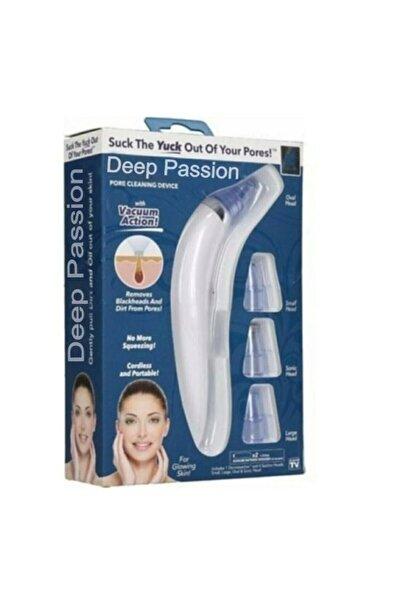 Deep Passion Dermasuction 40 Kpa Vakumlu Siyah Nokta ve Yüz Temizleme Cihazı