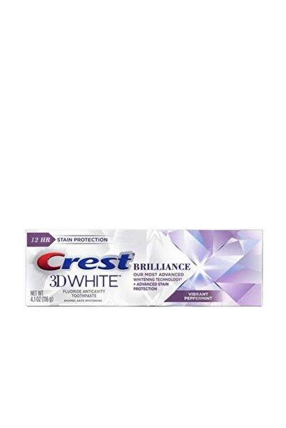 CREST 3d Whıte Brıllıance Diş Macunu Yeni Nesil