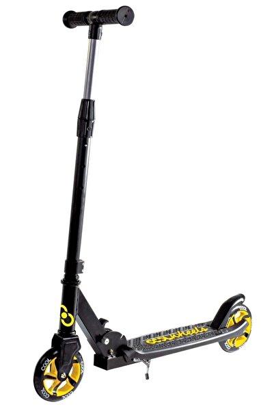 Furkan Toys Sarı Cool Wheels 8+ Katlanır Scooter