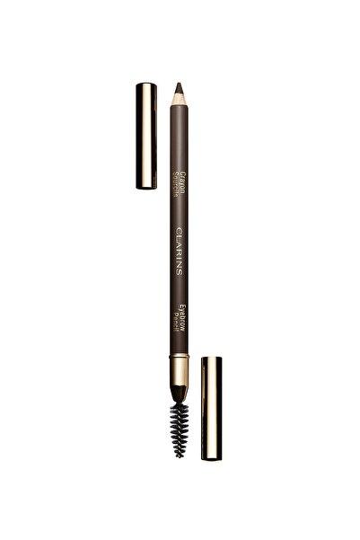 Clarins Kaş Kalemi - Eyebrow Pencil 02 Light Brown 3380814213412