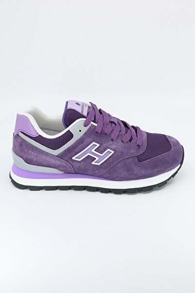 Hammer Jack Chıle Lazer Lila Kadın Deri Spor Ayakkabı10219253-g