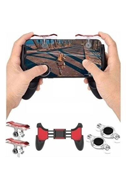 PUBG W10 Gaming Oyun Konsolu Gamepad Joystick Tetik Set