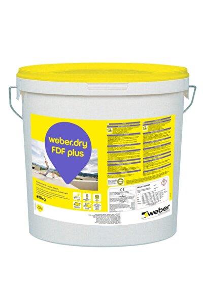 WEBER Dry Fdf Plus Beyaz 20 lt Su Yalıtım Malzemesi
