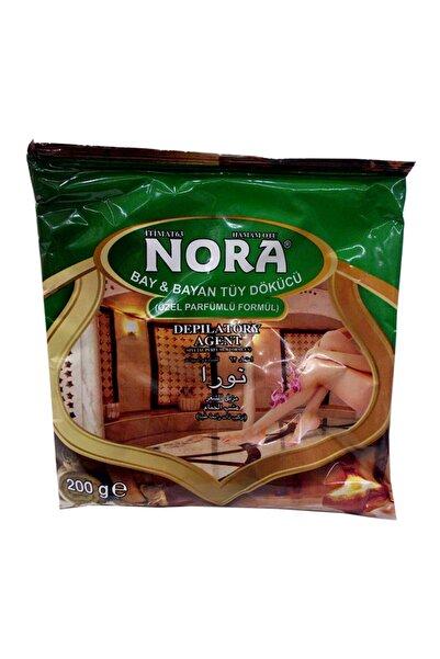 Nora Tüy Dökücü Toz Hamam Otu Unisex Tkrb.170-200 Gr X 5 Paket