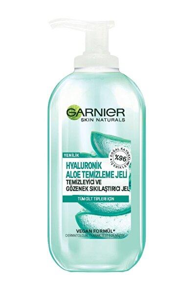 Garnier Hyaluronik Aloe Gözenek Sıkılaştırıcı Temizleme Jeli 200ml