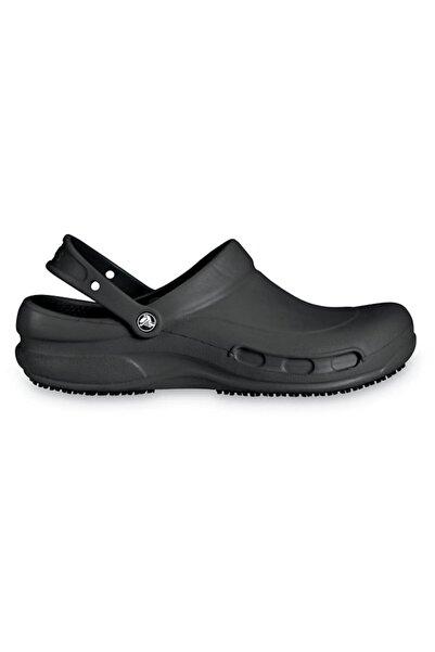 Crocs Erkek Bistro Roomy Fit Black Sandalet