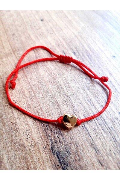 Accessories Kalpli Ip Bileklik Ipli Bileklik Kırmızı Bileklik