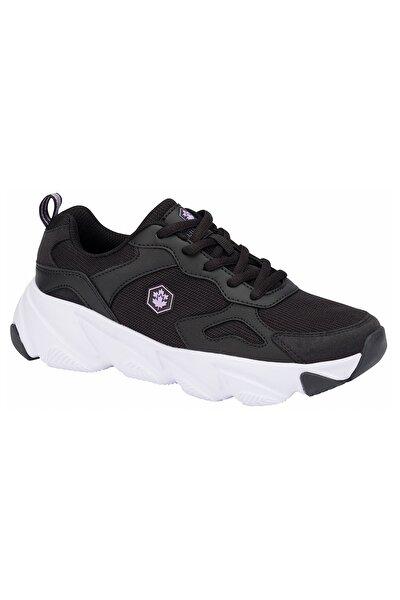 lumberjack MILA Siyah Kadın Sneaker Ayakkabı 100662812