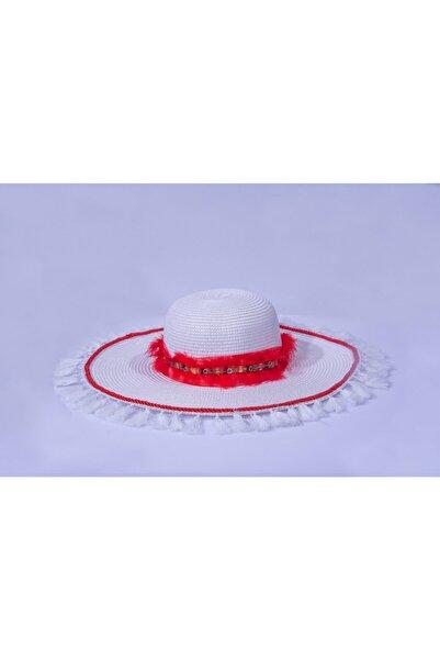 artıbir Handmade Şapka Hasır Dekor