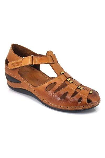 Venüs 21794002 Hakiki Deri Ortopedik Kadın Sandalet