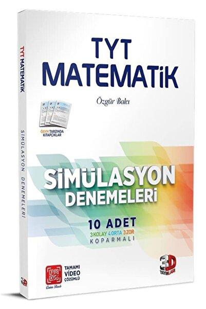 3D Yayınları Tyt 3d Simülasyon Matematik Denemeleri