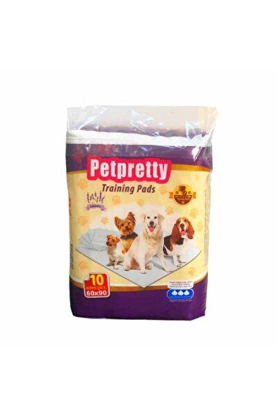 Pet Pretty Petpretty Lavantalı Çiş Pedi 60x90 10lu