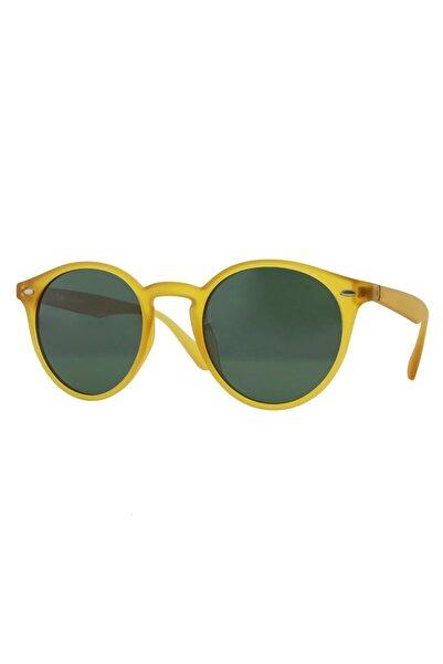 CLAES Cadiz Mustard Polarize Kırılmaz Hafif Unisex Güneş Gözlüğü